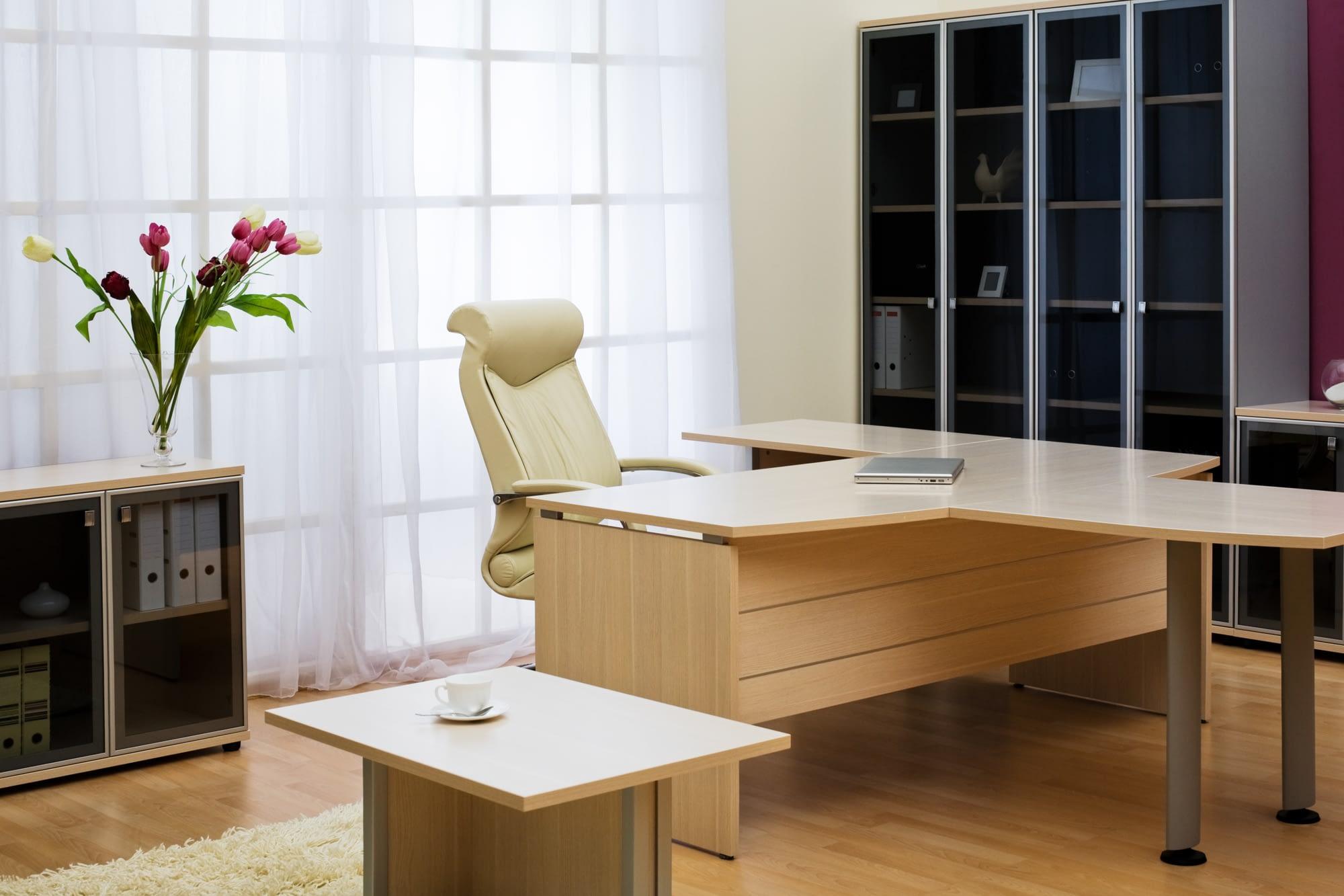 Klassisk kontor 1